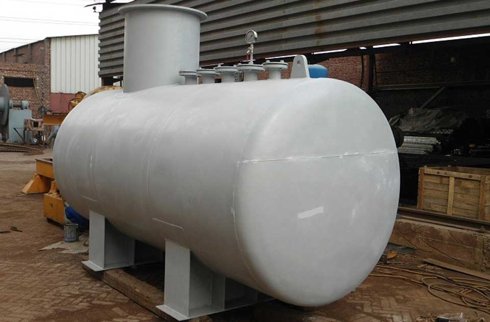 NDC, Oil storage tanks   – ASHRAF FABRICATION & ENGINEERING